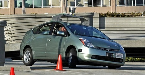 Nevada First State to Approve Self-Driving Cars | Global Brain | Scoop.it