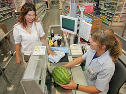 What are they asking after I buy my groceries? — German shoppingvocabulary | German at MESC | Scoop.it