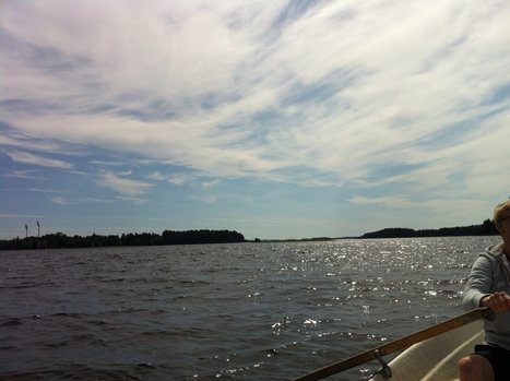 Sailing with lover | FINLAND2013 | Scoop.it