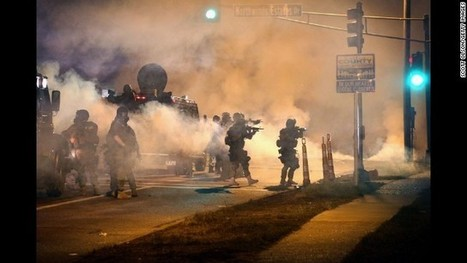 The real reason Ferguson has military weapons | SocialAction2014 | Scoop.it