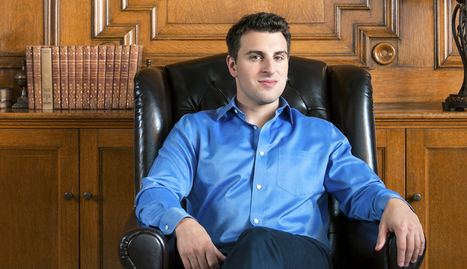 The education of Airbnb's Brian Chesky | Leadership Best Practices because Culture Matters | Scoop.it