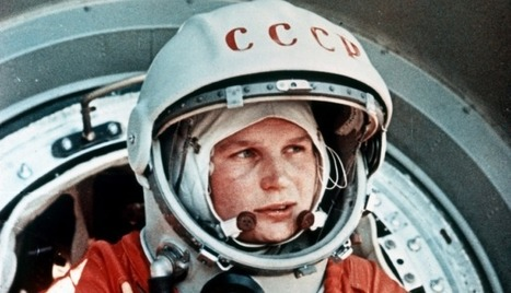 Celebrating More than 50 Years of Women in Space | Fabulous Feminism | Scoop.it