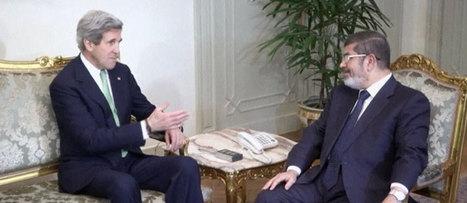 Egypte : Kerry annonce une aide de 250 millions de dollars | Égypt-actus | Scoop.it