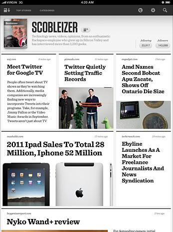TweetMag - A Better Flipboard than Flipboard?   iMad   Scoop.it
