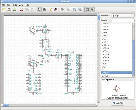 Diseño de circuitos analógicos y digitales con simulador PSPICE | Tecnología 2015 | Scoop.it