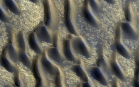 Mars Volcanic Glass May Be Hotspot for Life   Internet Marketing Brain Candy   Scoop.it