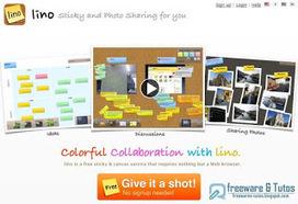 Lino It : un outil pour créer votre mur virtuel collaboratif ~ Freewares & Tutos | Pédagogie Idées et techniques | Scoop.it