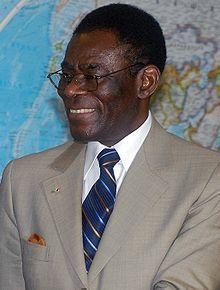 Teodoro Obiang Nguema Mbasogo - Wikipedia, the free encyclopedia | Walk to Itaca | Scoop.it