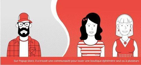 Les pop-up stores au top | Actualité économique | Scoop.it