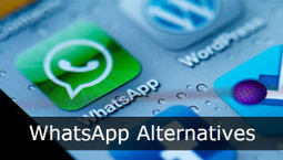 3 Safer alternatives than Whatsapp | 3 Safer alternatives than Whatsapp | Scoop.it