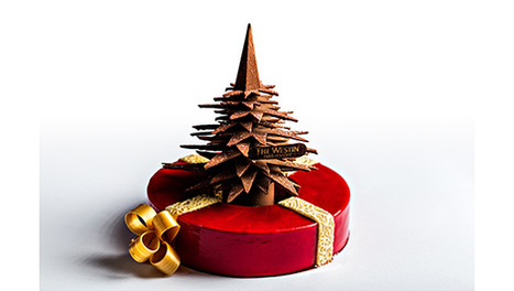 Les plus belles bûches de Noël | Les Gentils PariZiens : style & art de vivre | Scoop.it