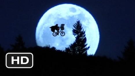 E.T. - Flying Bike! - urban.bicilive.it | bicilive.it World | Scoop.it