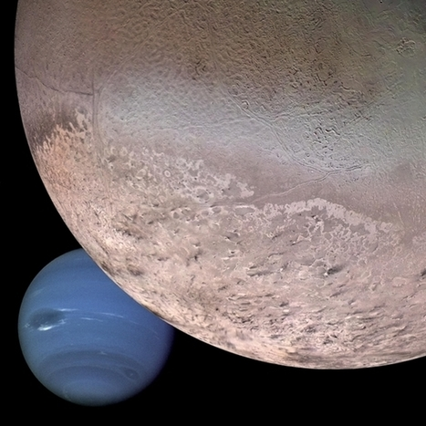 Does Triton Have a Subsurface Ocean? | Astrobiology | Scoop.it