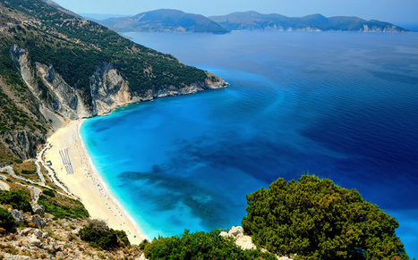 Greece's 17 most beautiful beaches | Greek Holiday | Scoop.it