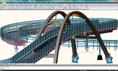 GraphicSpeak » Autodesk acquires Graitec structural detailing technology | BIM, 3D and Structural design application trends | Scoop.it