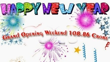 Happy New Year Grand Opening Weekend 108.86 Crore - TV Duniya | Complete Entertainment Package Reality TV Shows, Gossips About Bollywood Celebrity, TV, Bigg Boss Reality Shows, Daily Soaps www.tv-duniya.blogspot.com | Scoop.it