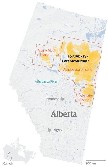 Fort McKay: The Canadian town that sold itself to tar sands | Canada and its politics | Scoop.it