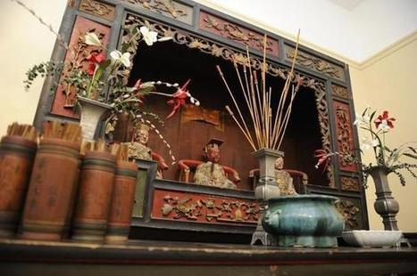 Sarah Lim: Merced's Chinese altar considered significant historical artifact | Sarah Lim: Museum Notes | Merced Sun-Star | Chinese American Now | Scoop.it