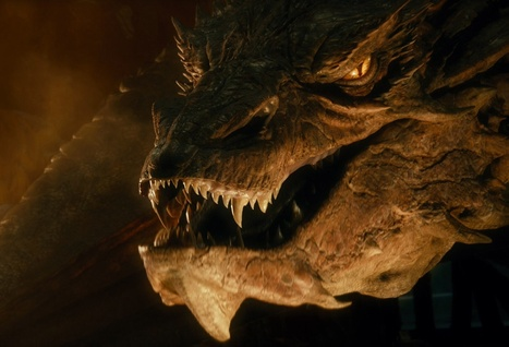 The Hobbit: The Secrets of Smaug Revealed - moviepilot.com | 'The Hobbit' Film | Scoop.it