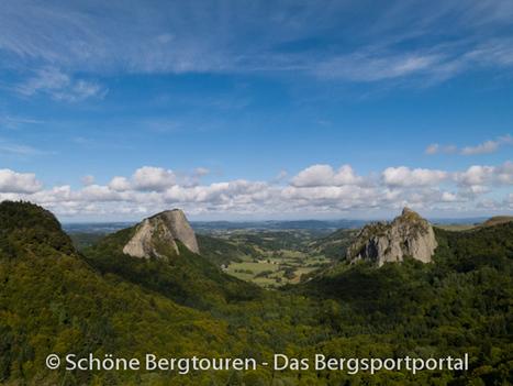 Auvergne – Auf Entdeckungsreise in der grünen Vulkanlandschaft Frankreichs…   Frankreich Tourismus   Scoop.it