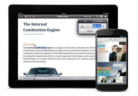 Quickoffice pasa a ser gratuito en iOS y Android | Felicidad | Scoop.it