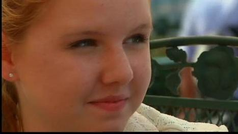 Girl fights blindness with a vision to help others - CBS 42 (October 2012)   Samford JMC Published Work   Scoop.it