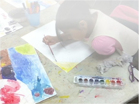 Art and It's Implication for English Language Learner's Literacy | art education | Scoop.it