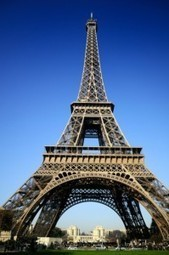 Eiffel Tower, Paris, France - Map, Facts, Information, Height | Travel | Scoop.it