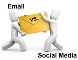 Qu'a l'email que les réseaux sociaux d'entreprise n'ont pas ? | Bien communiquer | Scoop.it