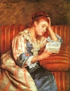 Blogging: Accept No Substitutes! » Novel Readings - Notes on Literature and Criticism | Skolbiblioteket och lärande | Scoop.it