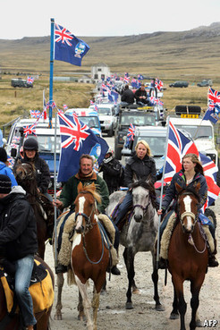 The Falklands referendum: Loud and clear | AP HUMAN GEOGRAPHY DIGITAL  STUDY: MIKE BUSARELLO | Scoop.it