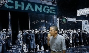 """obananna's """"Unemployment Sinkhole"""" 