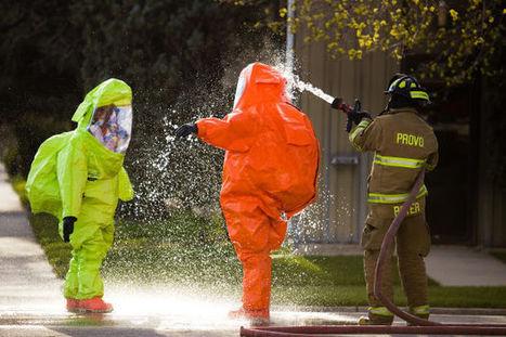 Hazmat crews called to Provo chemical company | Hazardous Materials Training | Scoop.it