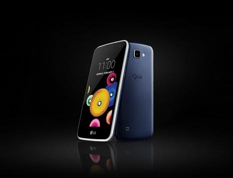 LG officialise ses K10 et le K4 pour la France | Téléphone Mobile actus, web 2.0, PC Mac, et geek news | Scoop.it