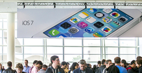 Top 10 Ways Apple's iOS 7 Can Boost Your Business | Mobility Flurry | Scoop.it