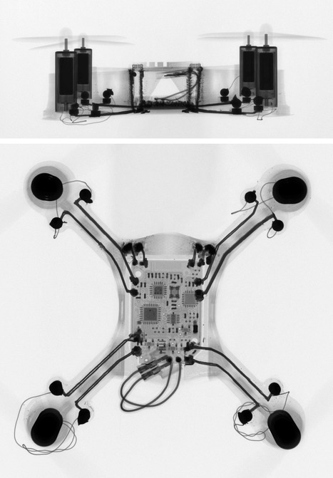 New 3D Printer Will Now Print Drones, Phones, and Other Electronics - SERIOUS WONDER | arslog | Scoop.it