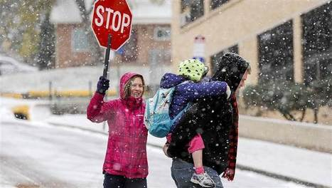 No more snow days? Lessons over Internet keep schools in session - Today.com | School Leadership, Leadership, in General, Tools and Resources, Advice and humor | Scoop.it