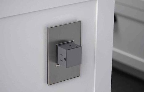 Remodeling 101: Pop-Out Outlets: Remodelista | Elise Valdorcia, Visual artist 3D, Interior decorator, restorer, designer... | Scoop.it