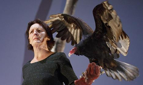 The Testament of Mary review – Fiona Shaw's five-star conjuring act | The Irish Literary Times | Scoop.it