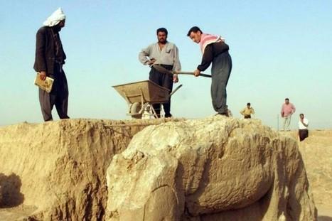 L'EI détruit au bulldozer un joyau archéologique irakien | Jean Marc MOJON | Le groupe État islamique | L'histoire sur la toile | Scoop.it
