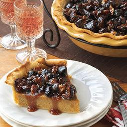 Homemade Holidays: Bake Festive Fig Desserts - ScoopSanDiego.com | Desserts | Scoop.it