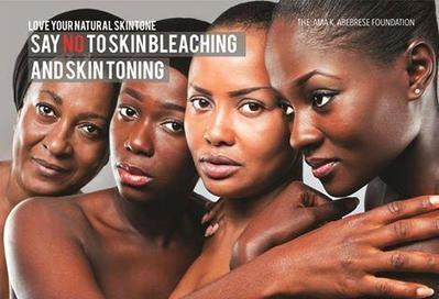 Ghanaian women launch campaign against skin bleaching | Walk With Me, I'm Walking In Wellness | Scoop.it