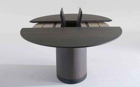 Un tavolo incredibile | InnovativaMENTE | Tavolo estensibile | Scoop.it