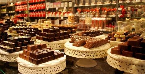 Top 5 : Des chocolatiers de Paris | meltyFood | Sweet Break | Scoop.it