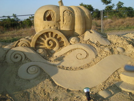 #sand art | The Arts for the world | Scoop.it