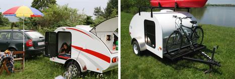 Las caravanas más pequeñas del mundo | Càmping Mas Nou | Areavan | Scoop.it