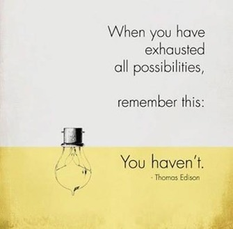 You Will Never Exhaust All Possibilities | The Best Quotes of All Time | Scoop.it