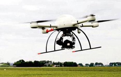 Des drones pour des cultures écolos - leJDD.fr | Chimie verte et agroécologie | Scoop.it