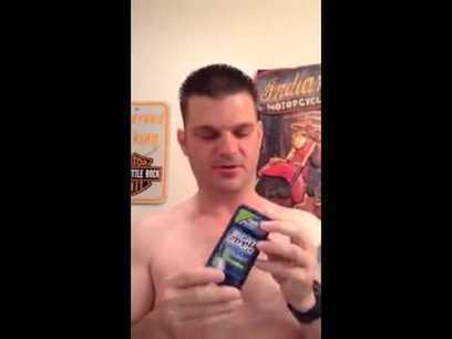 Totally Epic Deodorant Review Fail By Scott Romine. When Things Go Wrong They Go Wrong Big Time! ROFL! | HotHotter | Scoop.it