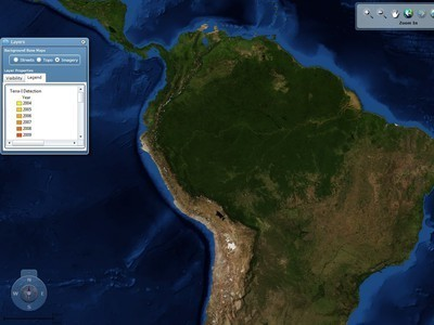 New Deforestation and Logging Tracker Reveals Tree Loss in South America in (Almost) Real-Time | The P2P Daily | Scoop.it